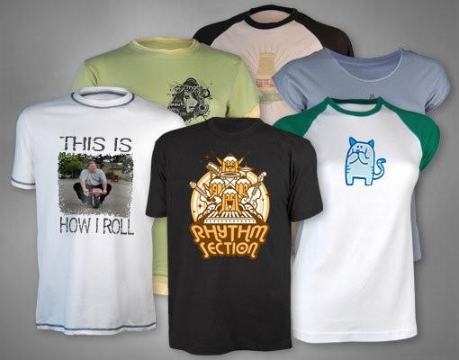 Tricouri personalizate si Textile personalizate