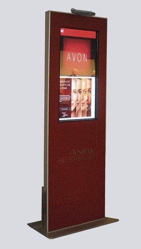 Totemuri publicitare personalizate – ideale pentru interior/exterior